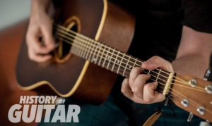 Read more about the article ประวัติของกีตาร์ (Guitar)